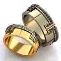 """Wedding rings"" Article: obr-361"
