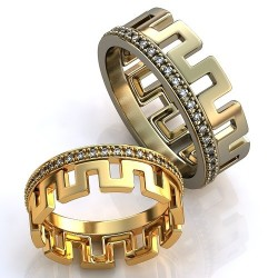 """Wedding rings"""