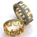 """Wedding rings"" Article: obr-367"